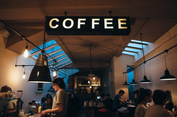 how to buy a coffee shop