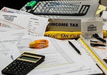 how to complete self tax